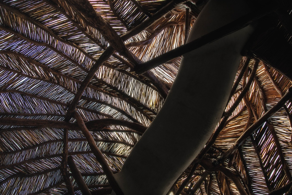 O bisneto da colecionadora de arte Peggy Guggenheim abriu o espaço ao lado do empresário Eduardo Neira, responsável pelo hotel Azulik
