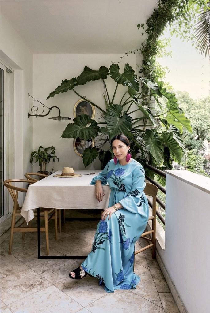 Com a vinda para São Paulo, Stephanie Wenk transformou seu jeito de morar