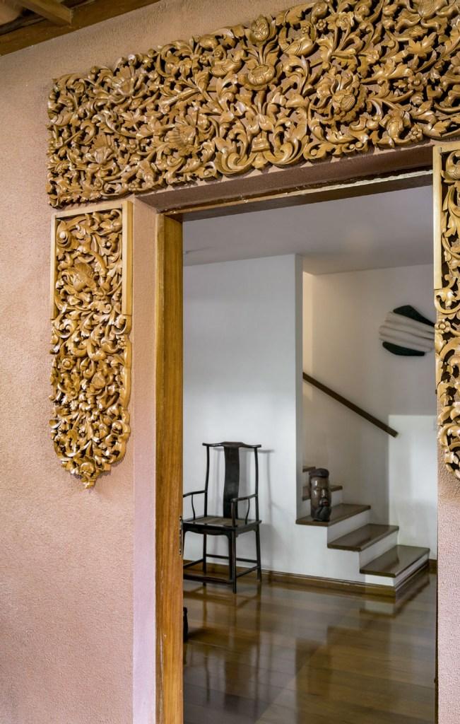Em São Paulo, esta propriedade guarda as preciosidades reunidas por um diplomata durante seu tempo de trabalho no Oriente