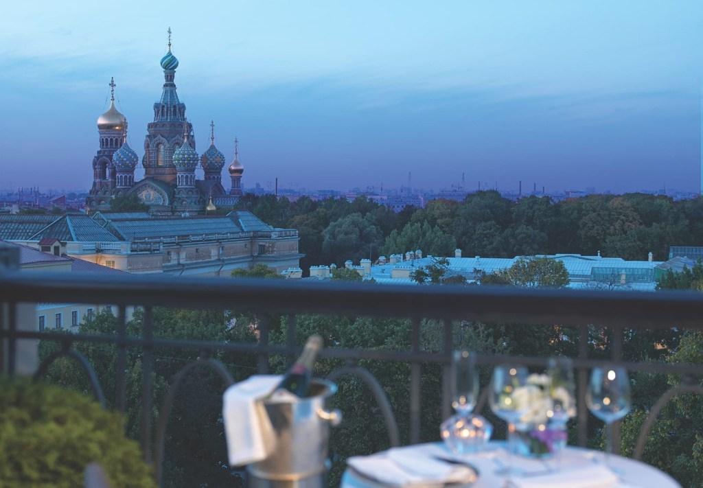Com arquitetura marcante e quartos lindos, estes endereços são perfeitos para uma viagem para Moscou, São Petersburgo ou Sochi.