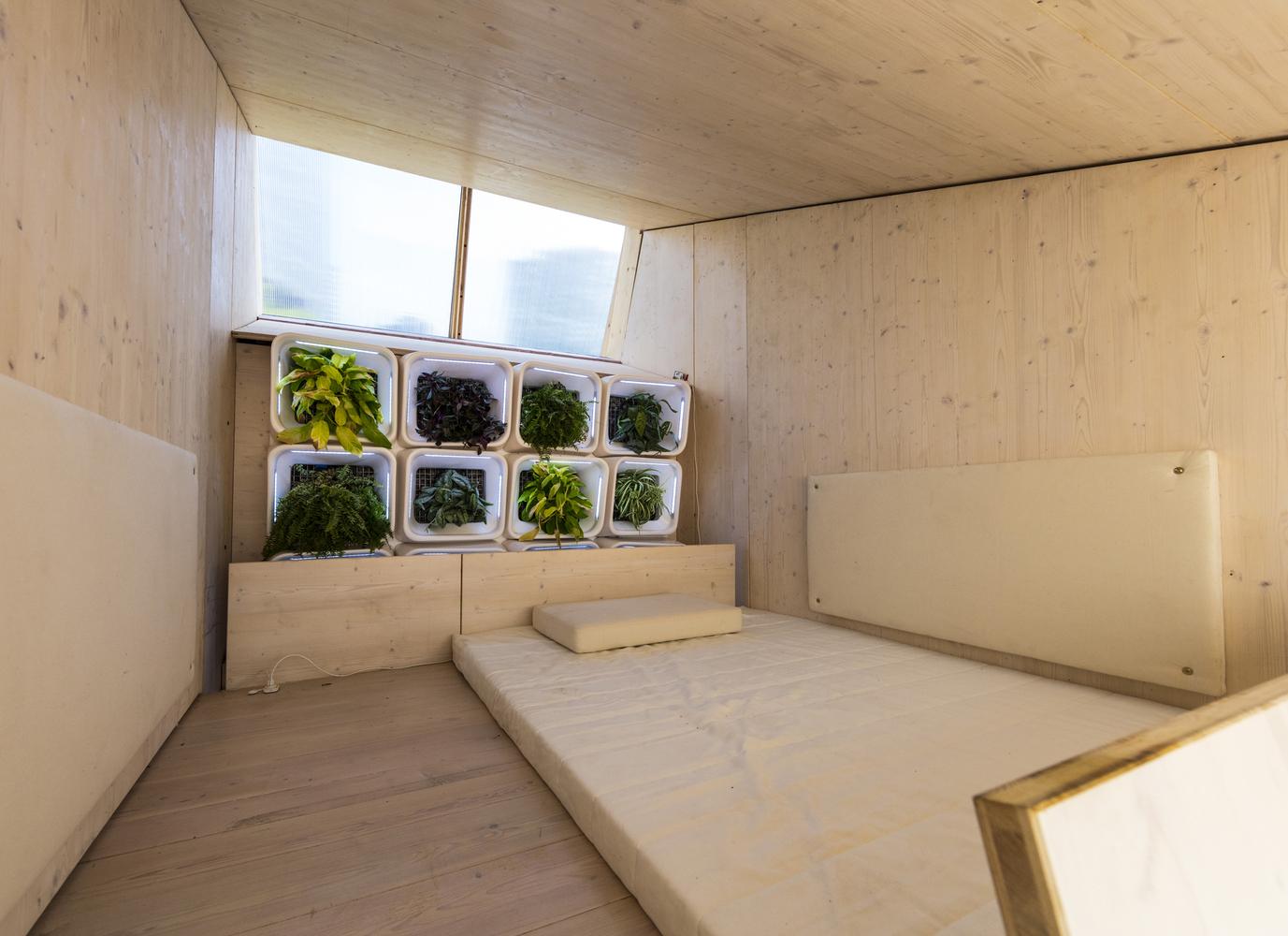 Novo protótipo de habitação mínima é auto-suficiente em energia
