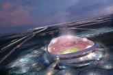 Principal estádio da Copa do Mundo no Catar está quase pronto