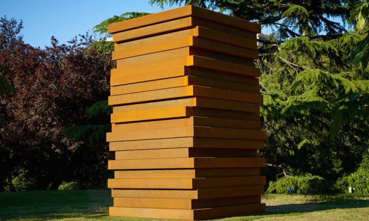 Segunda edição da Frieze Sculpture instala 25 esculturas no Regent's Park