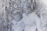 Christus Nóbrega investiga a renda labirinto em nova exposição