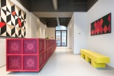 Arquiteto italiano Aldo Cibic inaugura hotel boutique em Milão