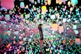 Japão inaugura novo museu digital com 50 instalações imersivas