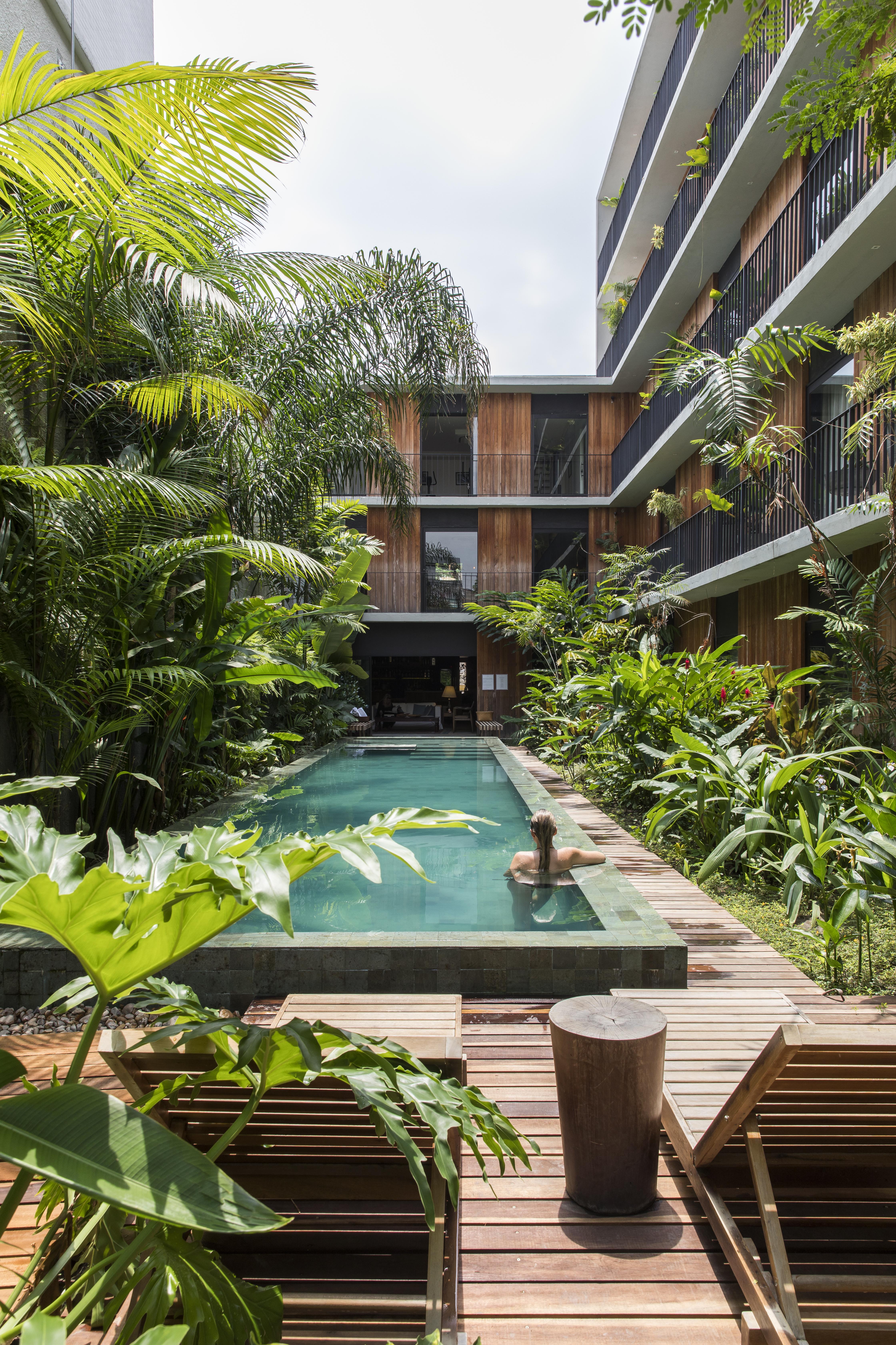 Projeto de hotel boutique em Manaus une tradição e requinte